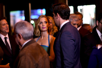 Emily Blunt 'The Girl on the Train' New York Premiere