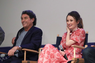 Emily Browning 'American Gods' at SXSW