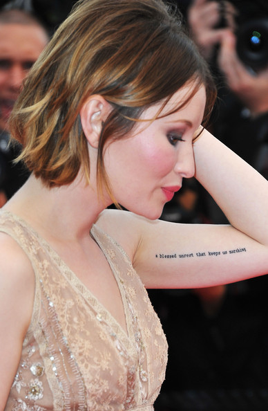 "Emily Browning - ""Sleeping Beauty"" Premiere - 64th Annual Cannes Film Festival"