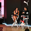 Emily Curl PUMA And Refinery29 Host The Launch Of The New PUMA LQD CELL Shatter Shoe