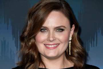 Emily Deschanel 2017 Winter TCA Tour - FOX All-Star Party - Arrivals