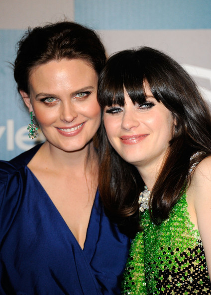 Emily Deschanel siblings