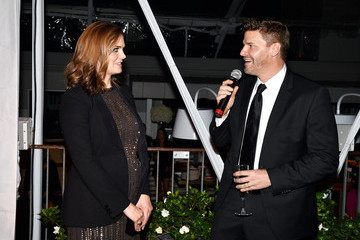 Emily Deschanel 'Bones' 200th Episode Celebration — Part 2