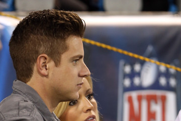 Emily Maynard New York Giants v Carolina Panthers
