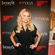 Emily Maynard Emily Maynard Hosts Benefit Cosmetics Beauty Best Or Bust Party At Macy's