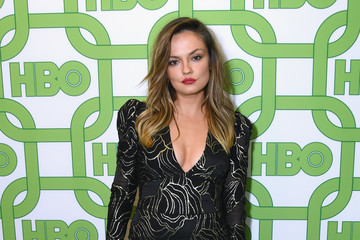 Emily Meade HBO's Official Golden Globe Awards After Party - Red Carpet
