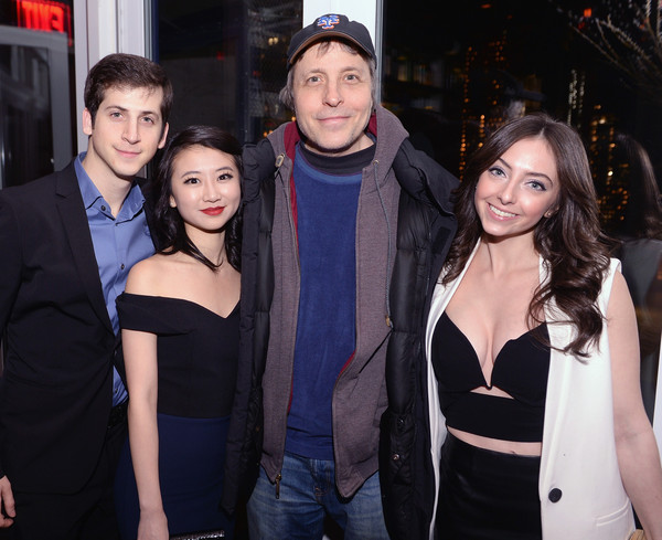 The Cinema Society And Brooks Brothers Host A Screening of 'The Rewrite' - After Party