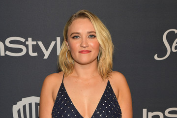 Emily Osment The 2020 InStyle And Warner Bros. 77th Annual Golden Globe Awards Post-Party - Red Carpet