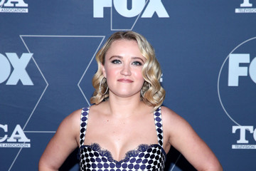 Emily Osment FOX Winter TCA All Star Party - Arrivals