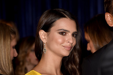Emily Ratajkowski InStyle And Warner Bros. Golden Globes Party — Part 2