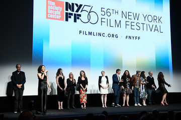 Emily Robinson 56th New York Film Festival - 'Private Life' - Intro and Q&A
