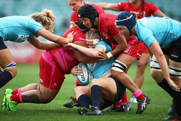 Emily Robinson Super W Grand Final - New South Wales Vs. Queensland
