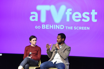 Emily Skeggs SCAD Presents aTVfest 2017 - 'When We Rise'