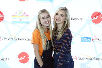 Emily Skinner UCLA Mattel Children's Hospital's 19th Annual 'Party On The Pier'  - Arrivals
