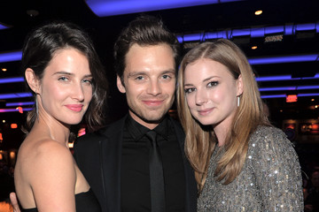 Emily VanCamp 'Captain America: The Winter Soldier' Afterparty