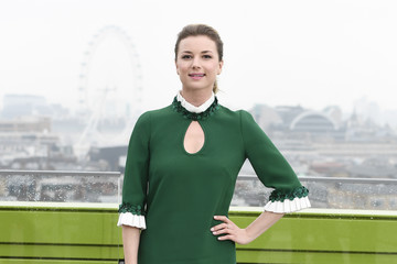 Emily VanCamp 'The Resident' Photocall