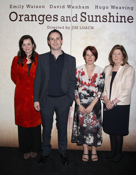 The London Gala Screening of Oranges And Sunshine - Arrivals