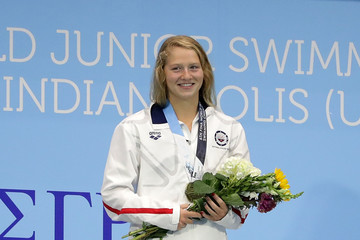 Emily Weiss 6th FINA World Junior Swimming Championships - Day 2