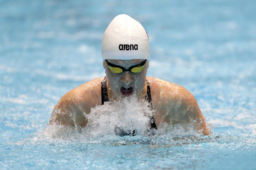 Emily Weiss 6th FINA World Junior Swimming Championships - Day 1