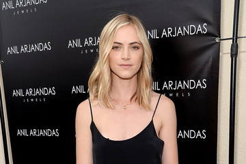Emily Wickersham Celebrities Attend the Anil Arjandas Jewels US Flagship Store Opening
