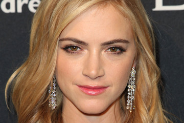 Emily Wickersham BVLGARI And Save The Children Pre-Oscar Event - Arrivals