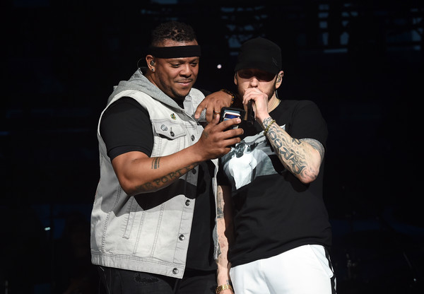 Eminem And Mr Porter Photos Photos Zimbio