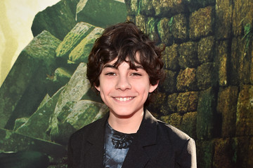 Emjay Anthony The World Premiere of Disney's 'The Jungle Book'