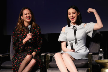 Emma Dumont SCAD aTVfest 2019 - 'The Gifted'