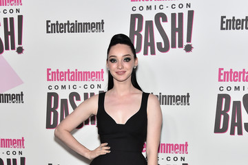 Emma Dumont Entertainment Weekly Hosts Its Annual Comic-Con Party At FLOAT At The Hard Rock Hotel In San Diego In Celebration Of Comic-Con 2018 - Arrivals