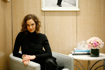 Emma Ferrer Tiffany & Co. New Store Opening In Rome