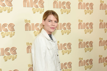 Emma Greenwell 'The Nice Guys' New York Screening