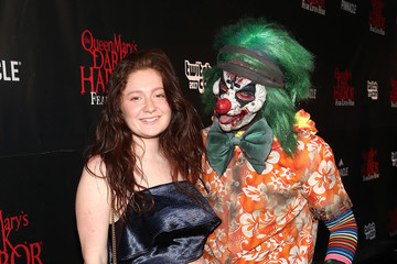 Emma Kenney The Queen Mary's Dark Habor Media & VIP Preview Event
