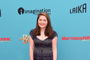 "Emma Kenney Premiere Of Focus Features' ""The Boxtrolls"" - Red Carpet"