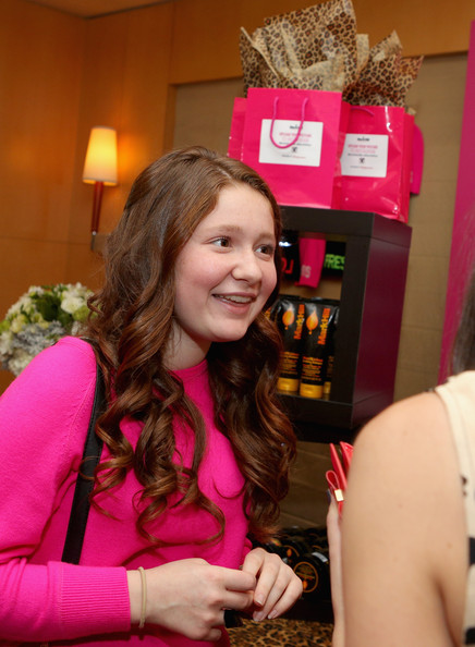 Mark Hill Salon Professional at the AMA Gifting SUite