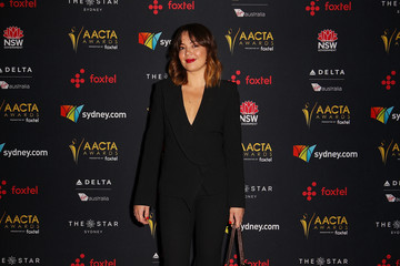 Emma Lung 7th AACTA Awards Presented by Foxtel | Industry Luncheon - Red Carpet
