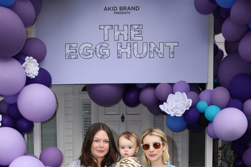 Emma Roberts AKID Brand's 3rd Annual 'The Egg Hunt'