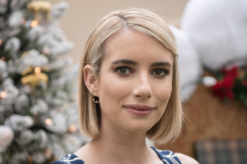 Emma Roberts Brooks Brothers Hosts Annual Holiday Celebration In Los Angeles To Benefit St. Jude - Red Carpet