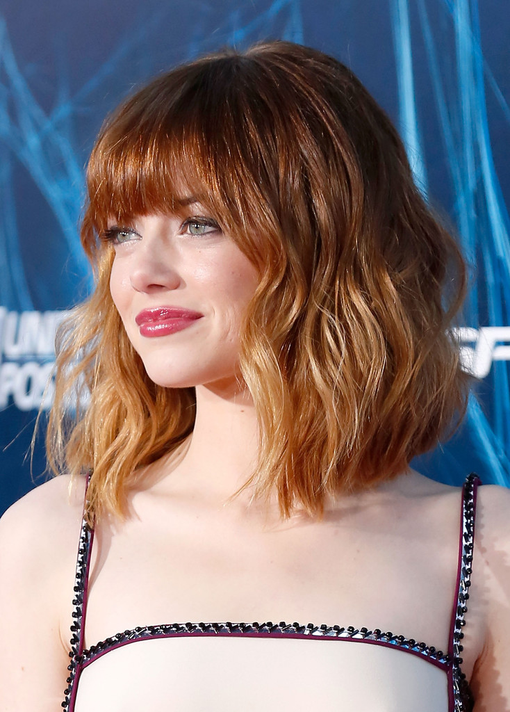 You've Got To See Emma Stone's New Hairstyle
