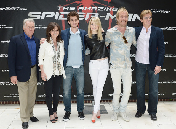 "Emma Stone - ""The Amazing Spider-Man"" New York City Photo Call"