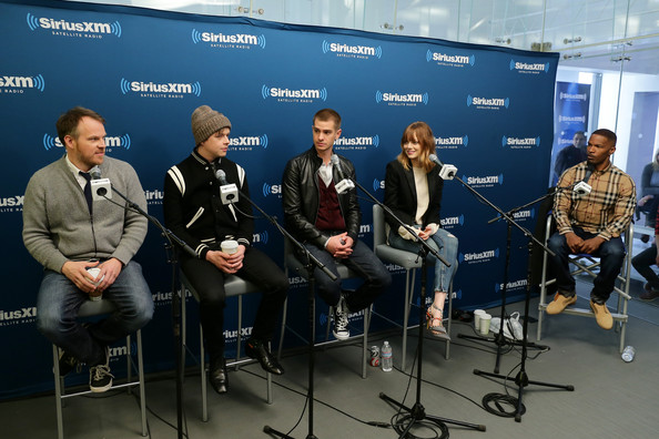 'Amazing Spider-Man 2' Cast Q&A in NYC