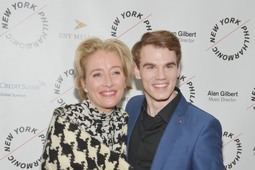 Emma Thompson The New York Philharmonic Spring Gala