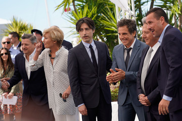 Emma Thompson 'The Meyerowitz Stories' Photocall - The 70th Annual Cannes Film Festival