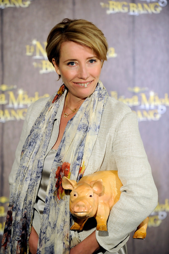 Emma Thompson Pictures Emma Thompson Attends 'Nanny McPhee and the Big ...