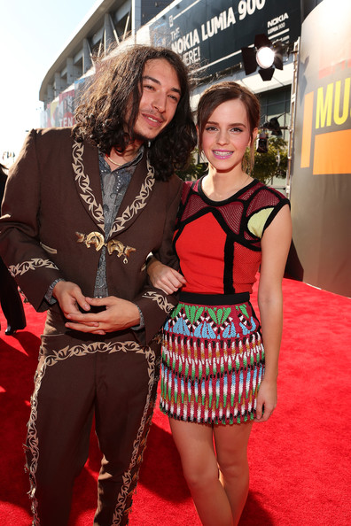 Emma Watson - 2012 MTV Video Music Awards - Red Carpet