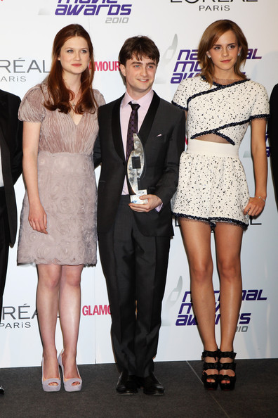 @DJRadcliffe Emma+Watson+Bonnie+Wright+National+Movie+Awards+OMIqlzyA8-8l