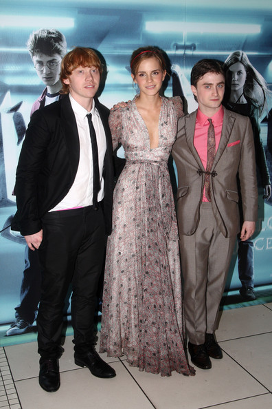 World Premiere - Harry Potter And The Half Blood Prince - Inside Arrivals