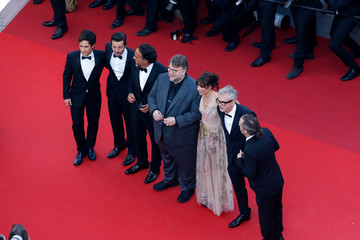 Emmanuel Lubezki 70th Anniversary Red Carpet Arrivals - The 70th Annual Cannes Film Festival