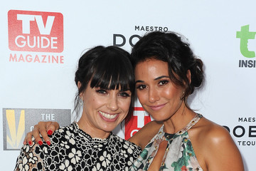 Emmanuelle Chriqui The Television Industry Advocacy Awards Benefitting the Creative Coalition Hosted By TV Guide Magazine and TVInsider