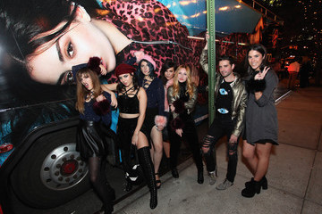 Emmieshouse Boohoo.com Fetes Charli XCX Collaboration at Soho Grand