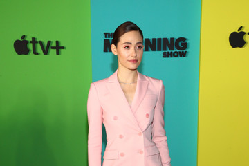 """Emmy Rossum Apple TV+'s """"The Morning Show"""" World Premiere"""